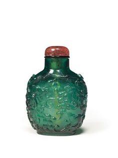Glass Snuff Bottles (The Muwen Tang Collection Series): Amazon.co.uk: Simon Kwan: 9789889881887: Books