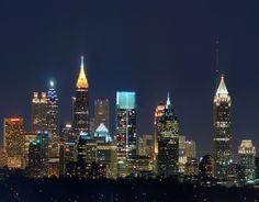 Atlanta Sky View http://VIPsAccess.com/luxury-atlanta-ga-usa.html