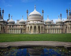 a-l-ancien-regime:   Royal Pavillion, Brighton, England