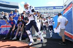 Brady and the team