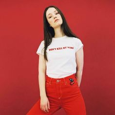 File:Don't Kill My Vibe (Official Single Cover) by Sigrid. Cool Album Covers, Music Album Covers, Vibe Video, Love Fashion, Fashion Outfits, Dont Kill My Vibe, Youth Culture, Forever, Lorde