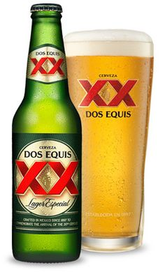 dos-equis_LAGER Billard Bar, Dos Equis, Beer Logos, Mexican Beer, More Beer, Beers Of The World, Lager Beer, Message In A Bottle, Funeral