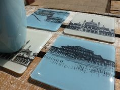 Making images in glass using silkscreens - a little tutorial-6 free tutorial