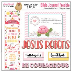 60 Best Bible Journal Freebies images in 2018   Diary ideas