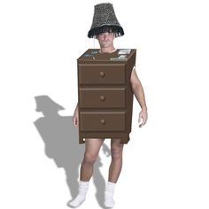 Halloween Costume Ideas 2013: Ridiculous Outfits That Will Make You Shake Your Head