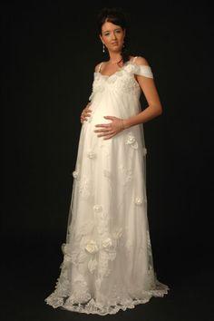 afbd0b7833095 17 Best MATERNITY WEDDING GOWNS images | Alon livne wedding dresses ...