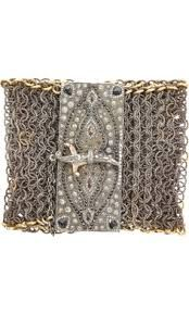 wide diamond bracelets