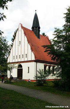 Bad Sarrow, Kirche, Kirchstrasse #Bad #Sarrow #Kirche #Brandenburg # Deutschland