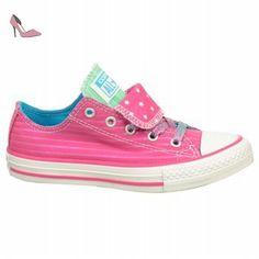 Converse  All Star Double Tongue, Baskets mode pour femme rose Églantine - rose - Églantine, - Chaussures converse (*Partner-Link)