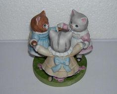 Schmid Kitty Cucumber First Annual Figurine 1989