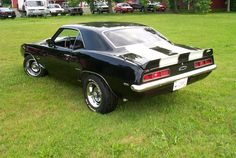 69 Camaro which will reside in 1 of my many garages when I become filthy rich.