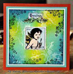 Liesbeth's Arts & Crafts: Art Journey challenge 63 : Everything goes ! I love her creativity! Christmas Cards, Christmas Tree, Everything Goes, I Card, Stamps, Card Making, Arts And Crafts, Challenges, Journey