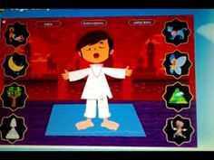 Yoga para niños Yoga For Kids, Exercise For Kids, Gross Motor Activities, Activities For Kids, Yoga Zen, Videos Yoga, Pe Lessons, Health Unit, Baby Yoga