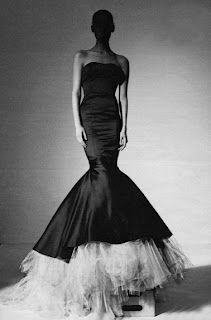 Alexander McQueen Gown, in my dreams.