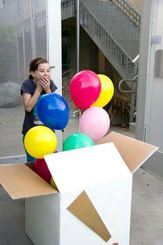 DIY-Caja sorpresa