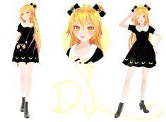 [MMD]TDA Neru crazy for Sailor Moon (DL) by HeyMisaki-chan.deviantart.com on @DeviantArt