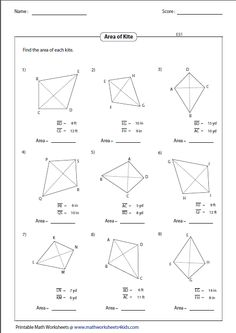 worksheets for finding perimeter of irregular shapes - Google ...