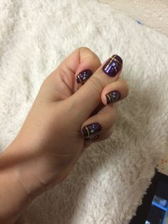 Easy nail art. Diy