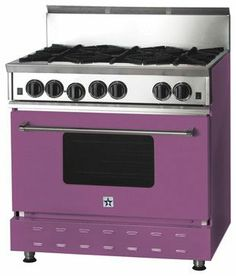 Purple Kitchen Coocker Appliances