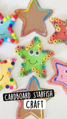 Summer Arts And Crafts, Toddler Arts And Crafts, Art Activities For Kindergarten, Toddler Activities, Toddler Summer Crafts, Simple Crafts For Kids, Art Crafts For Kids, Diy For Kids, Fun Crafts