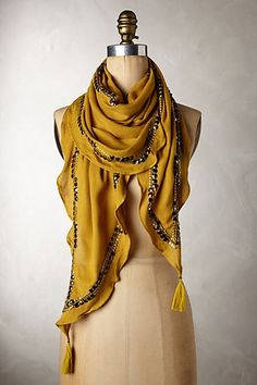 pretty detailed scarf 20% off with code: EXTRAJOLLY #anthrofave http://rstyle.me/n/sguamr9te
