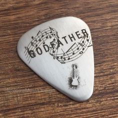 Godfather Guitar Pick