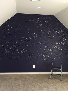 Imagina ter uma parede dessas em casa? <3