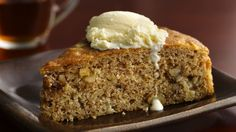 Easy Apple Cake Relish this apple walnuts cinnamon cake served warm with ice cream a delicious baked dessert. Apple Cinnamon Cake, Easy Apple Cake, Apple Cake Recipes, Apple Desserts, Fall Desserts, Just Desserts, Baking Recipes, Dessert Recipes, Apple Pie
