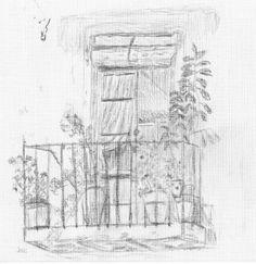 Balcón malagueño