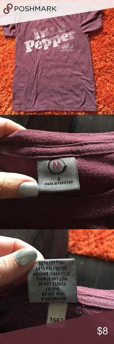 Dr Pepper t shirt.  S Dr Pepper t shirt.  Small. AA Shirts Tees - Short Sleeve
