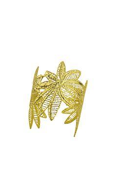 starfish gold-plated bracelet,utopia by elena kougianou