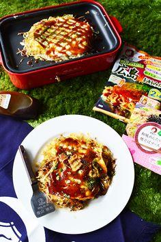 青山清美(金魚) さんのブログ | レシピサイト「Nadia | ナディア ... 焼きそばの味付け、本来は焼きそばソースで作るのだけど、すっごく気になったこの 和風めんたい焼きそばソースで作ったから つぶつぶ食感の明太子とガーリック入りだ ...