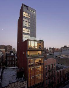 30 Orchard St., New York, NY by Ogawa Depardon Architects