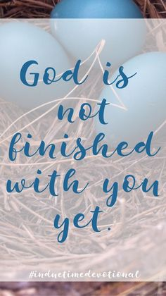 Pre-Order In Due Time: Hope & Encouragement in the Waiting! #induetimedevotional