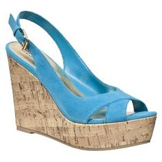 Target Women's Mossimo Black ® Penina Espadrille in turquoise or cobalt $8.98 now on clearance