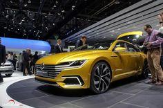 Cars - Volkswagen Sport Coupé Concept GTE : prémisse de la future Passat CC...  - http://lesvoitures.fr/volkswagen-sport-coupe-concept-gte-premisse-de-la-future-passat-cc/