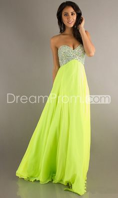 2014+Floor-length+Sweetheart+Beading+A-Line+Chiffon+Prom+Dresses