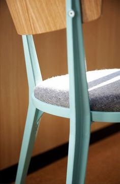 // BA Chair, by Ernest Race