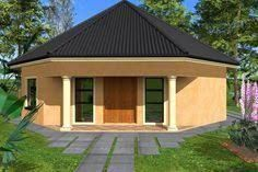 30+ Best Rondavels images | house plans, round house plans ...