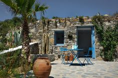 Greek guest houses in Serifos island