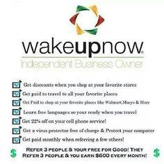 Wake Up Now, Love!