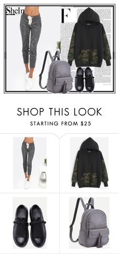 """Sheinside XIV/2"" by minka-989 ❤ liked on Polyvore featuring Nicki Minaj and Sheinside"