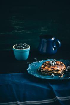 Almond Pancakes - By Souvlaki For The Soul