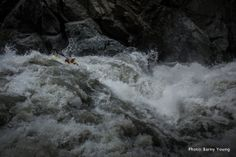 Second full descent of the grand canyon of the Stikine.