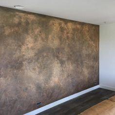 - Home Dekor Faux Painting Walls, Faux Walls, Stucco Walls, Creative Wall Painting, Creative Walls, Home Interior Design, Interior Decorating, Venetian Plaster Walls, Polished Plaster