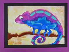 Mrs. Kamp's Canvas: Adventures in Middle School Art!: 5th Grade