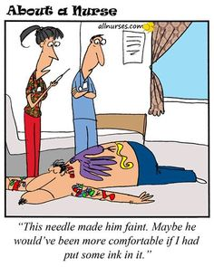 Nurse Humor...