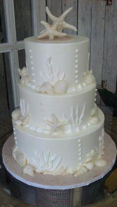 key west cake   starfish cake