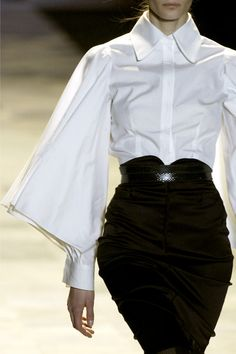 Zac Posen Fall 2006 Runway Pictures - Livingly