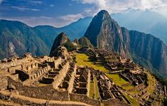 Machu Picchu Was Built With The Royal Unit System - New Research Suggests | Ancient Pages